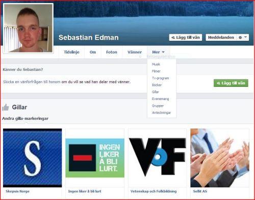 Sebastian Edman klipp