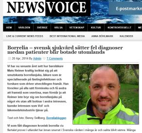 Skärmklipp Newsvoice